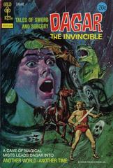 Dagar the Invincible #05 © October 1973 Gold Key