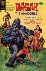 Dagar the Invincible #12 © July 1975 Gold Key