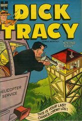 Dick Tracy #077 © July 1954 Harvey