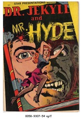 DR JEKYLL & MR HYDE © 1950 Star Presentation Magazine #3