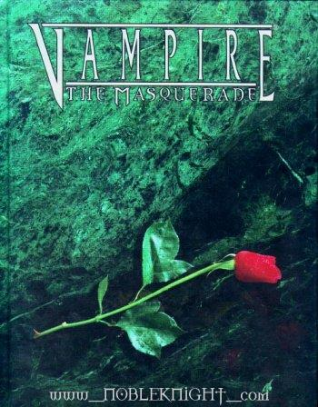 Vampire - The Masquerade (2nd Edition) © 1992 White Wolf