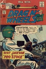 Drag N' Wheels #56 © November 1972 Charlton