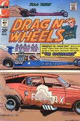 Drag N' Wheels #59 © May 1973 Charlton
