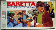Baretta the Street Detective Game © 1976 Milton Bradley 4631