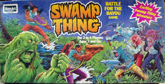 Swamp Thing Battle for the Bayou © 1991 Rose Art 03040