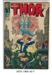 Thor #138 © March 1967 Marvel Comics