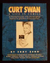 CURT SWAN A LIFE IN COMICS © 2002 Vanguard Eddy Zeno