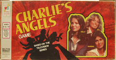 Charlie's Angels Game © 1977 Milton Bradley 4721