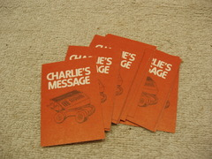 Charlie's Angels Game © 1977 Cards