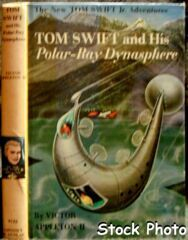 Tom Swift and His Polar-Ray Dynasphere #25 © 1965 Victor Appleton II