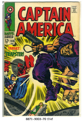 Captain America #108 © December 1968, Marvel