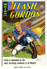 Flash Gordon #05 © May 1967 King Features