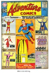 ADVENTURE COMICS #300 © 1962 DC Comics