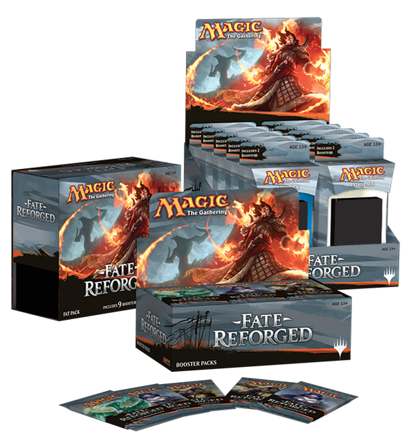 Fate Reforged Booster Box © 2015