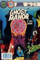 Ghost Manor v2#71 ©  November 1983 Charlton