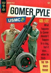 Gomer Pyle #1 © April 1966 Gold Key