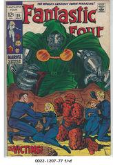 Fantastic Four #086 © May 1969 Marvel Comics