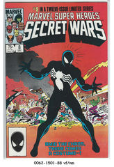 Marvel Super Heroes Secret Wars #08 © May 1984, Marvel Comics