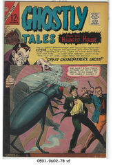 Ghostly Tales #058 © November 1966 Charlton Comics