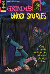 Grimm's Ghost Stories #19 © September 1974 Gold Key