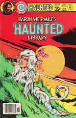 Haunted #38 © October 1978 Charlton