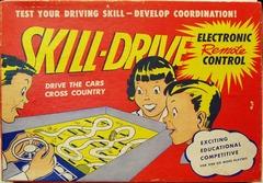 Skill-Drive © 1950's Tarco Toys