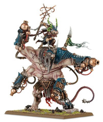 Grey Seer Thanquol and Bone Ripper  GAW 90-16
