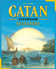 Settlers of Catan: Seafarers Game Expansion © 2015 Mayfair MFG 3073