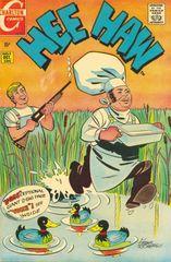 Hee Haw #2 © October 1970 Charlton Comics