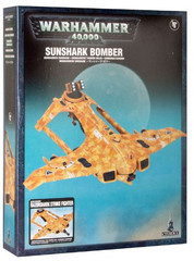 Tau Sun Shark Bomber / Razorshark Strike Fighter © 2013 gw5612