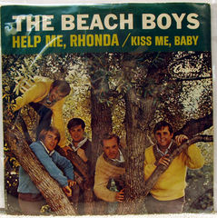 Beach Boys, Help Me, Rhonda, Capital 5395
