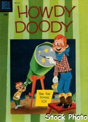 Howdy Doody © July 1957 Dell Four Color #811