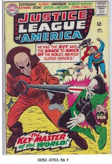 JUSTICE LEAGUE of AMERICA #041 © December 1965 DC Comics