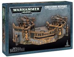 Wall of Martyrs: Firestorm Redoubt