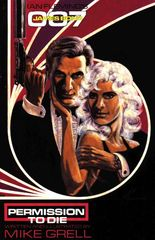 James Bond 007: Permission to Die #1 © 1989
