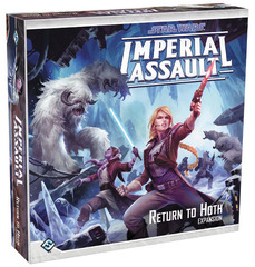 Star Wars Imperial Assault: Return to Hoth Campaign Expansion © 2016 FFG SWI19