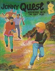 Jonny Quest, Adventure with the Salt Plot © 1973 Giant Durabook 79012