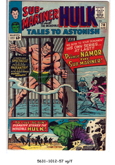Tales to Astonish #070 © August 1965 Marvel Comics