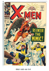 The X-Men #027 © December 1966 Marvel Comics