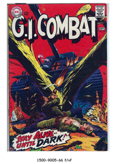 G.I. Combat #125 © September 1967 DC Comics