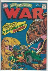 Star Spangled War Stories #136 © January 1968 DC Comics