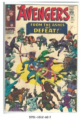 The Avengers #024 © January 1966 Marvel Comics