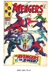 The Avengers #053 © June 1968 Marvel Comics