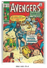 The Avengers #083 © December 1970 Marvel Comics