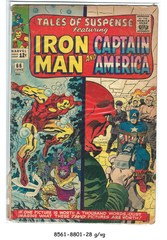 Tales of Suspense #066 © June 1965 Marvel Comics
