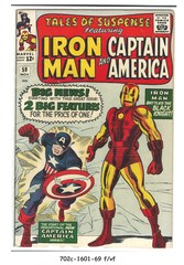 Tales of Suspense #059 © November 1964 Marvel Comics