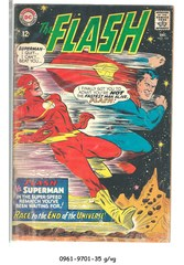 Flash #175 © December 1967 DC Comics