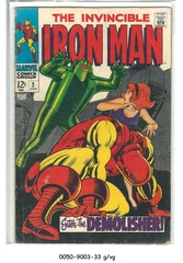 Iron Man #002 © June 1968 Marvel Comics