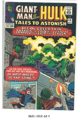 Tales to Astonish #069 © July 1965 Marvel Comics