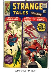 Strange Tales #133 © June 1965 Marvel Comics